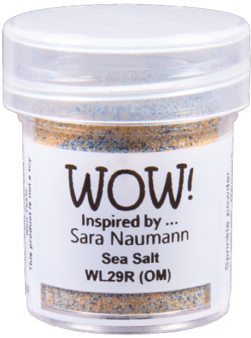 WL29 Sea Salt*Sara Naumann Exclusive*